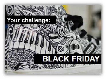 Show us what you got. Submit what you have created with black Sharpie markers here.