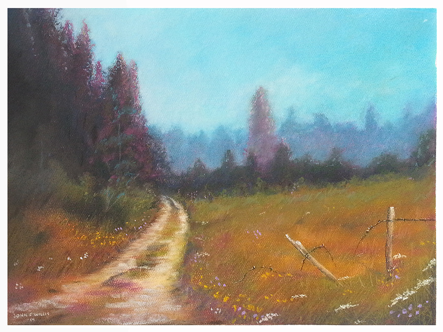 North Carolina Meadow (Better photo)
