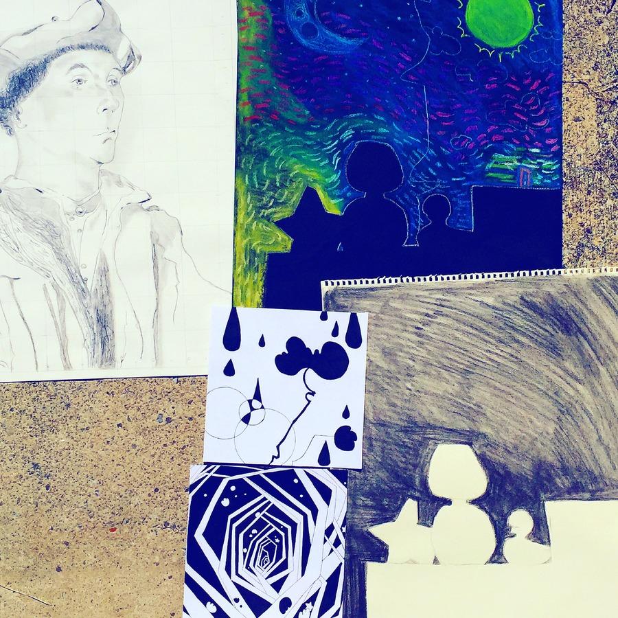 Art homework