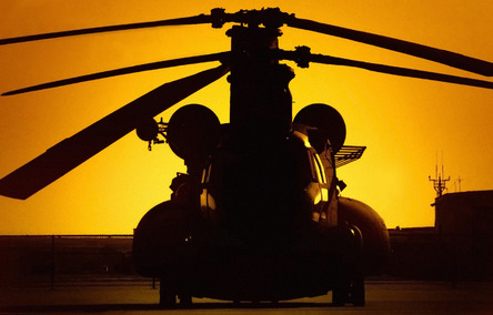 Special Ops MH-47E