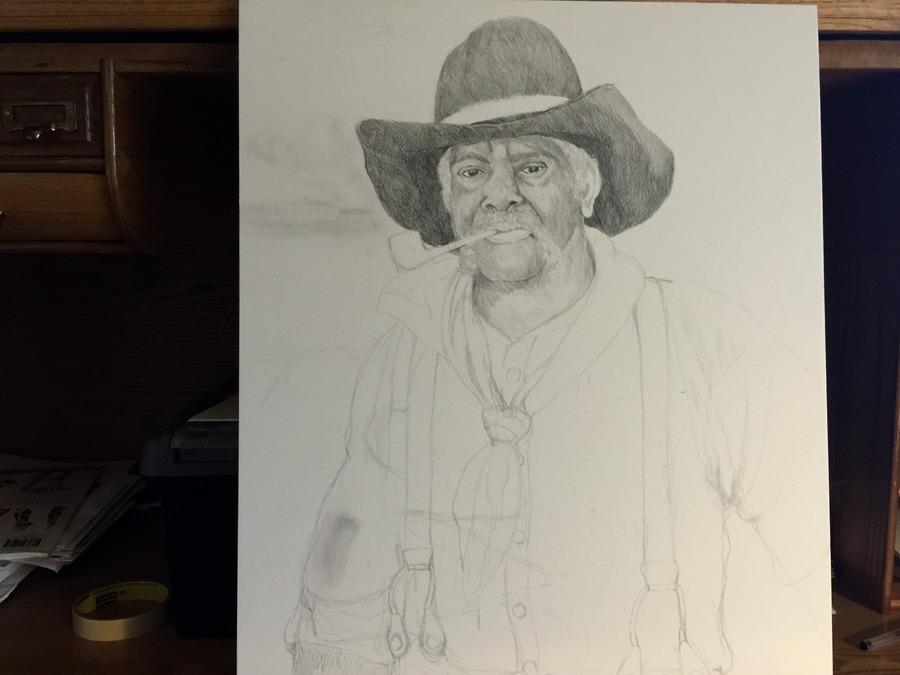 """WIP """" Cowboys Age Like A Good Saddle """""""