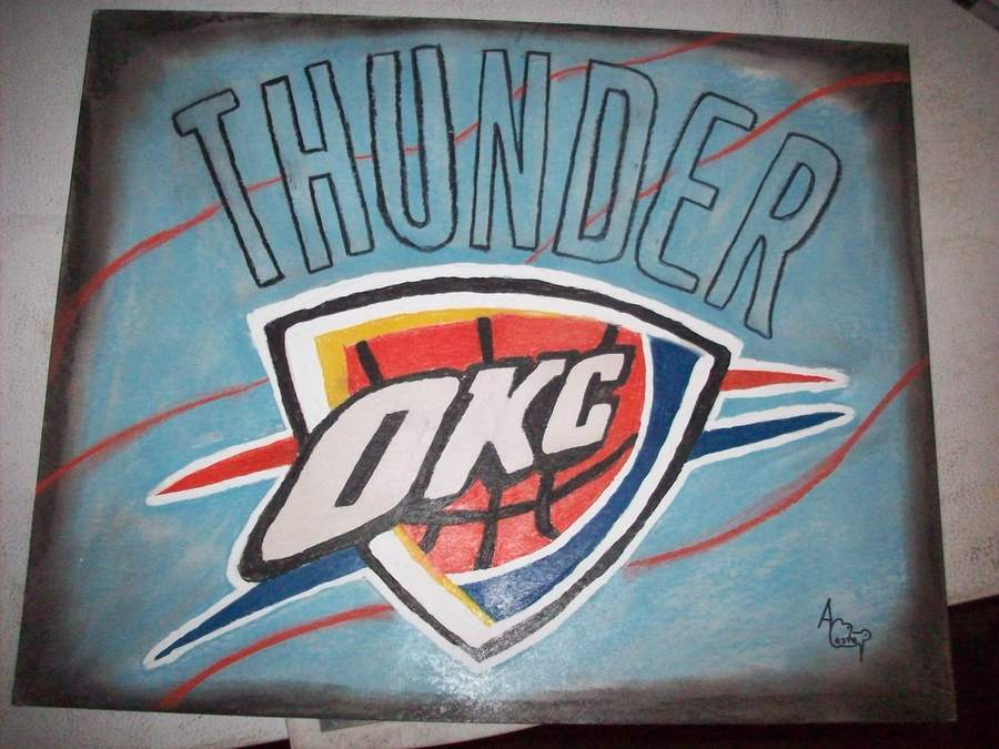 OKC Thunder Logo