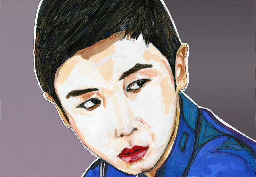 Lee Joon as Tae-Oh in Gap Dong (kdrama)