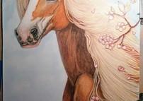Gypsy the  Palomino Pony finally complet