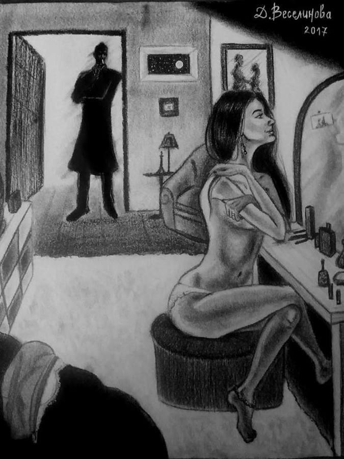 Sketch scene