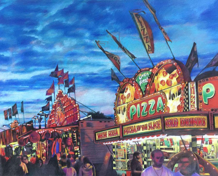 Twilight at the Fair