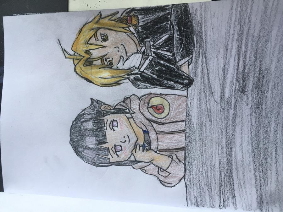 Edward and Hinata