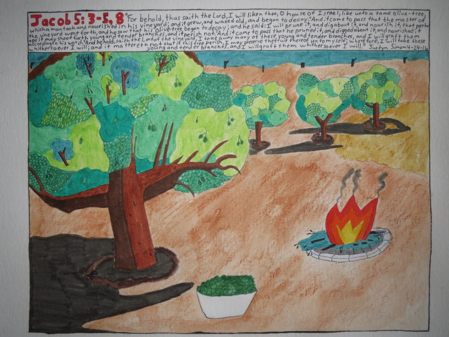 Parable of the Olive Tree