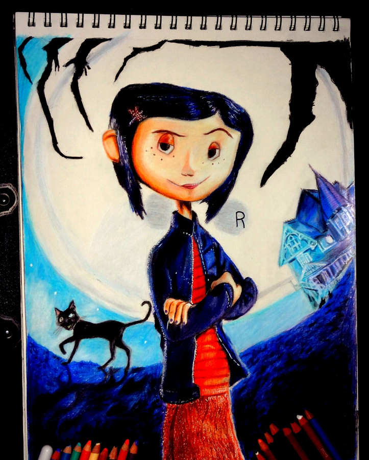 Coraline and the Secret Door