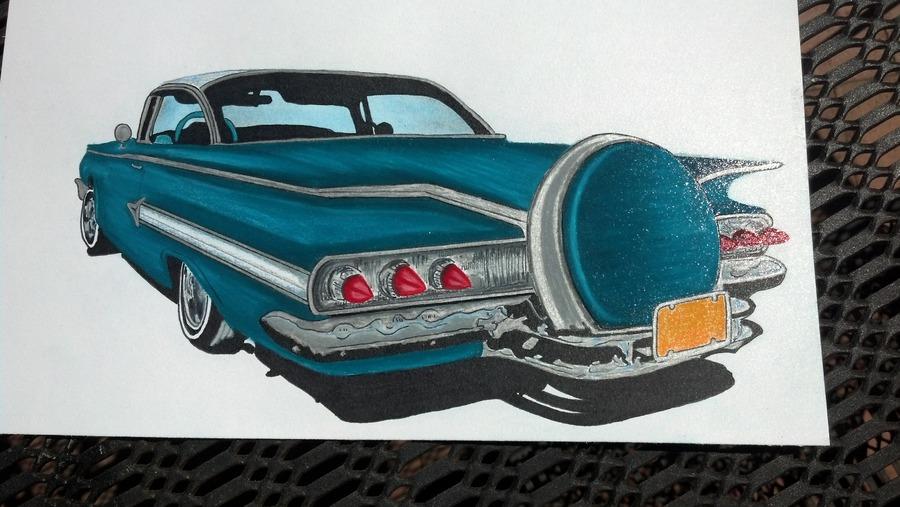 1960 Impala Low rider