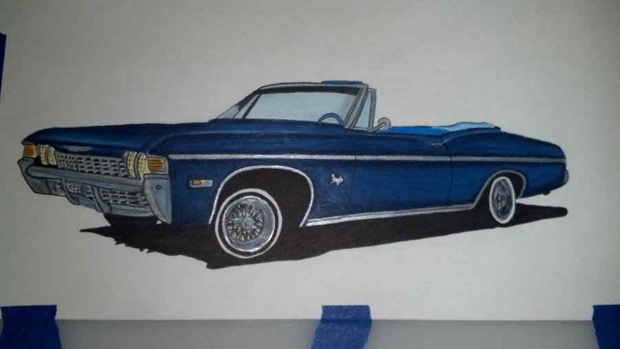 1968 Impala Rag Top