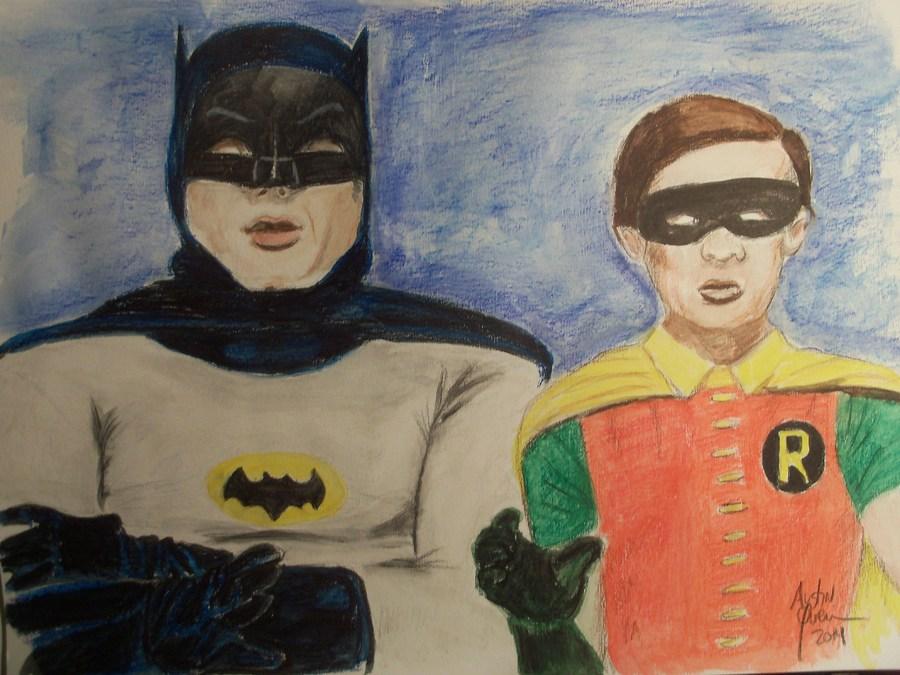Batman and Robin 1966 TV show