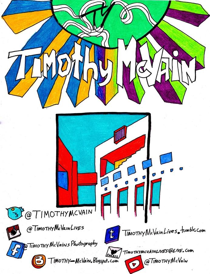 TIMOTHY MCVAIN