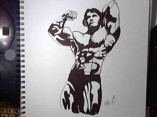 Arnold Schwarzenegg er