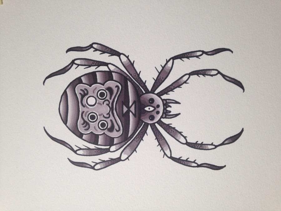 Daruma Spider