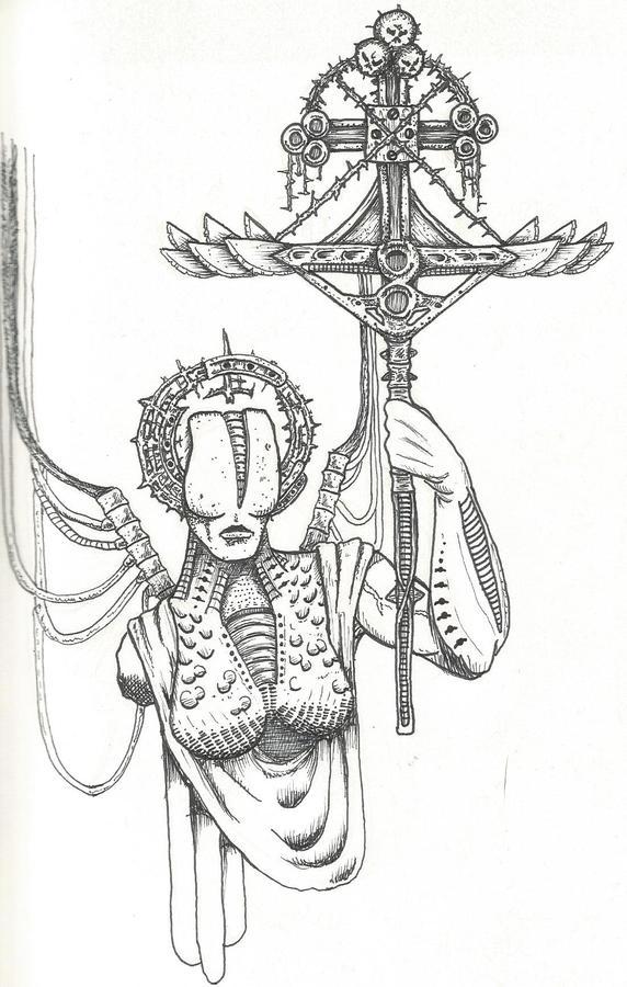 Biomech Angel