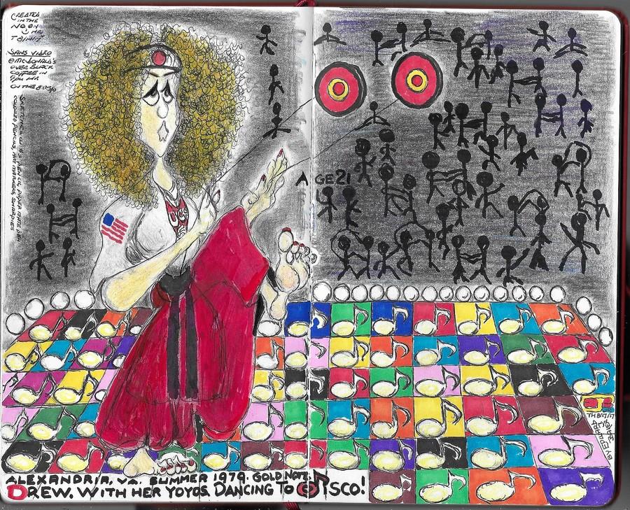 Yoyokata at the Gold Note