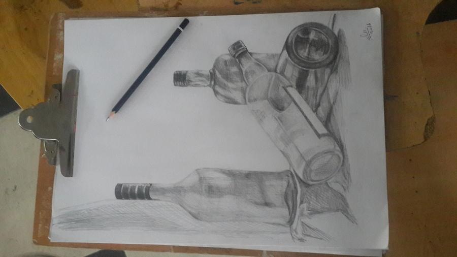 my sketch work