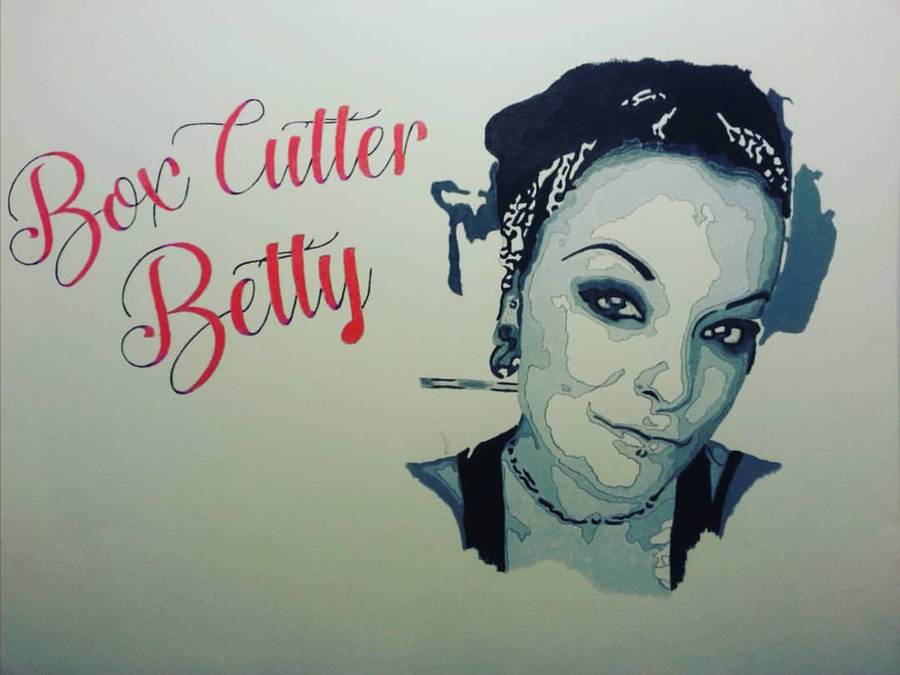 Box Cutter Betty