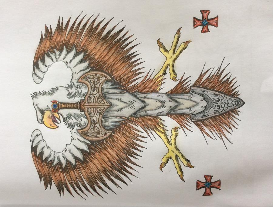 Sword Eagle