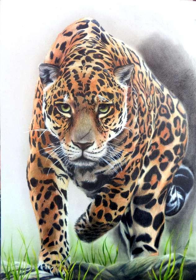 Spirit of the Forest (Jaguar)