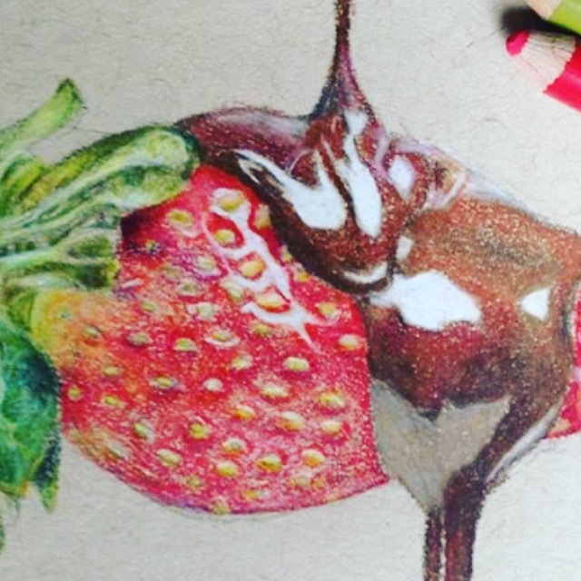 Strawberry Fondue