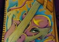 Octopus Anchor