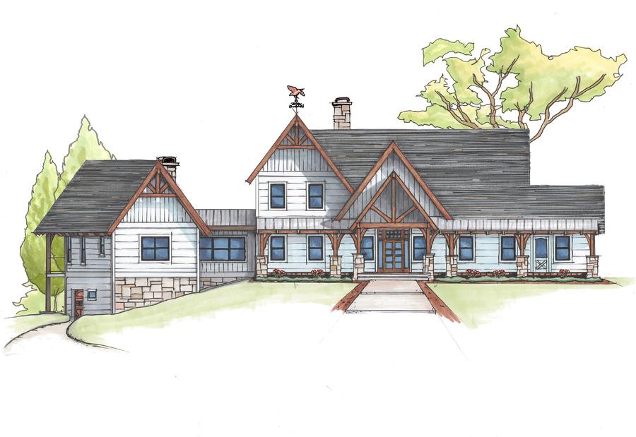 Huckleberry Farm House